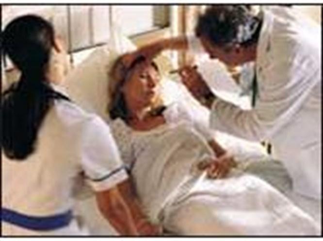 Hastaya evde bakım hizmeti başlıyor